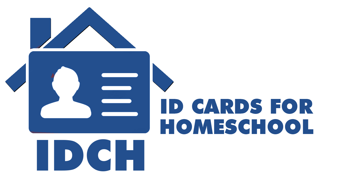 ID Cards for Homeschool